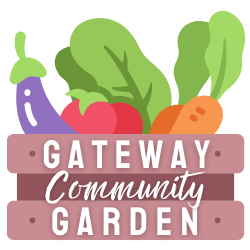 Logo for Gateway Community Garden